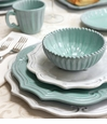 Vietri Incanto Aqua Baroque Dinnerware - Save 20%