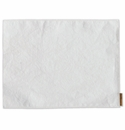 Vietri Italian Paper Placemats White Placemat - Set of 4