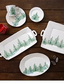 Vietri Lastra Holiday Dinnerware