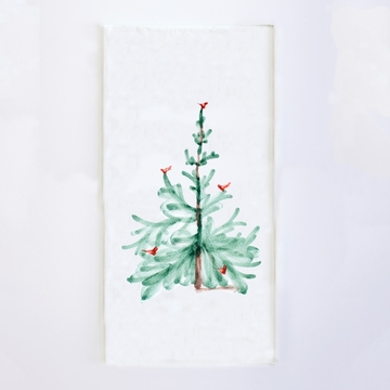 Vietri Lastra Holiday Guest Towels (Pack of 16)