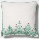 Vietri Lastra Holiday Square Pillow