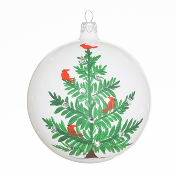 Vietri Lastra Holiday Tree Ornament