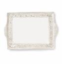 Vietri Naturale Rectangular Handled Platter