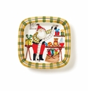 Vietri Old St. Nick 2015 Limited Edition Platter