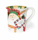Vietri Old St. Nick 2016 Limited Edition Mug