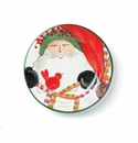 Vietri Old St. Nick 2016 Limited Edition Salad Plate
