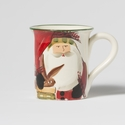 Vietri Old St. Nick 2017 Limited Edition Mug Boxed