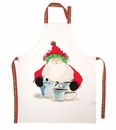 Vietri Old St. Nick Apron