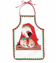 Vietri Old St. Nick Children's Apron