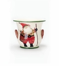 Vietri Old St Nick Planter
