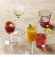 Vietri Optical Glass Drinkware