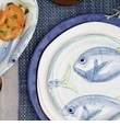 Vietri Pescatore Dinnerware Collection