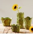 Vietri Vegetale Vegetable Vases & Planters
