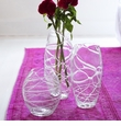 Vietri Vines Glass Vases