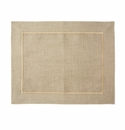 Vietri Whipstitch Natural Woven Placemat