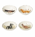 Vietri Wildlife Assorted Pasta Bowls (Set of 4)