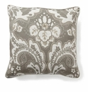 Villa Accent Pillow 18 x 18 Luxe Stone