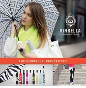 Vinrella Wine Bottle Umbrellas - Clearance Sale!