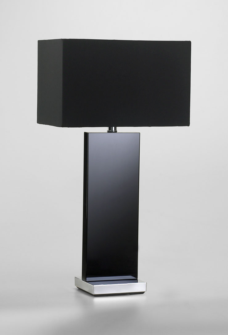 Vista modern table lamp by cyan design geotapseo Gallery
