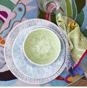 VIVA Vietri Lace \u0026 Stripe Dinnerware Collections & VIVA Vietri Dinnerware Collection