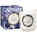 Voluspa Apple Blue Clover Fragrance Collection