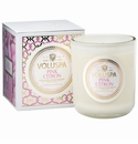 Voluspa Pink Citron Fragrance Collection