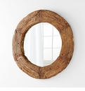 Wagon Mirror by Cyan Design