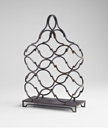 Waving Table Top Wine Rack by Cyan Design