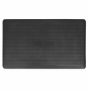 Wellness Mats Anti-Fatigue Floor Mat Maxum Mat Black 60L x - 36W
