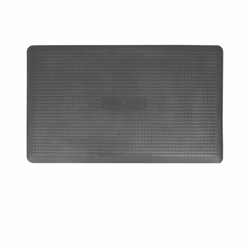 Wellness Mats Anti Fatigue Floor Mat Maxum Mat Grey 60 Quot L X