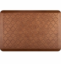 WellnessMats 3x2  Copper Leaf