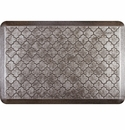 WellnessMats 3x2  Silver Leaf