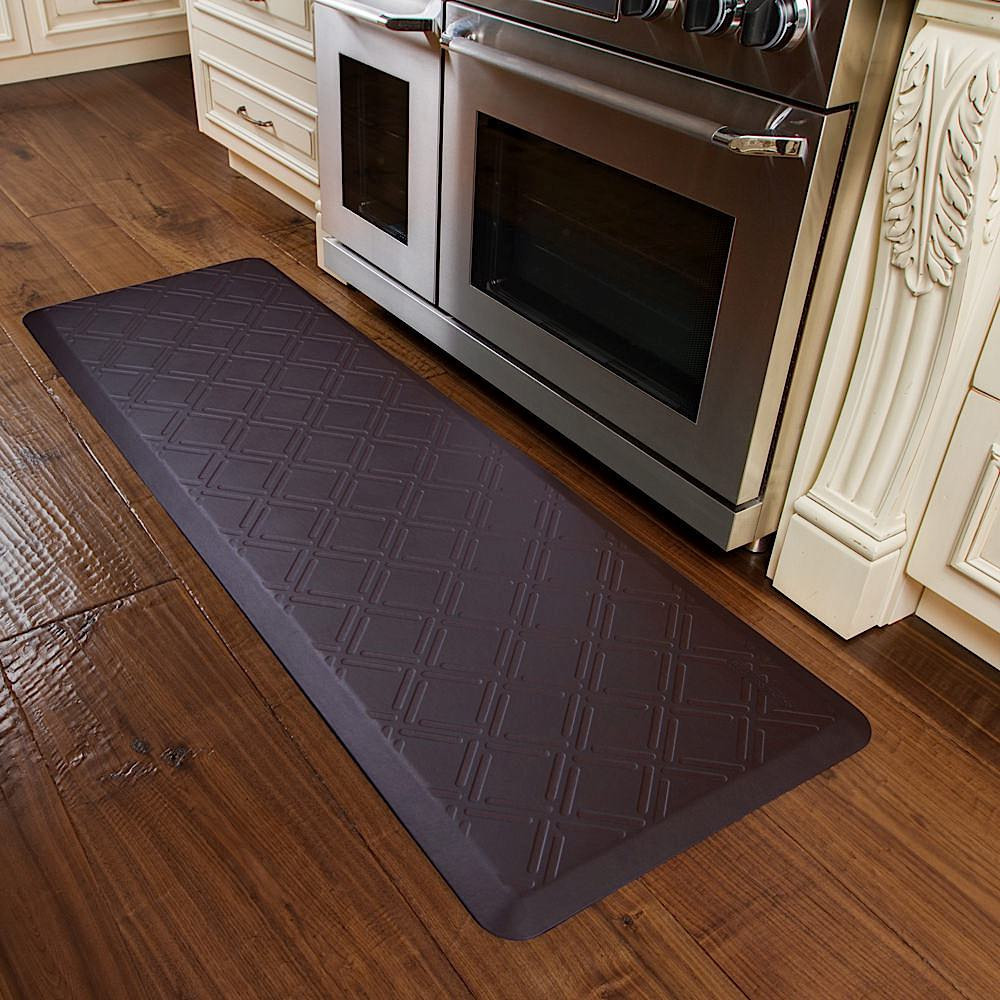Wellnessmats 6x2 Estates Collection Coastal Series Coconut