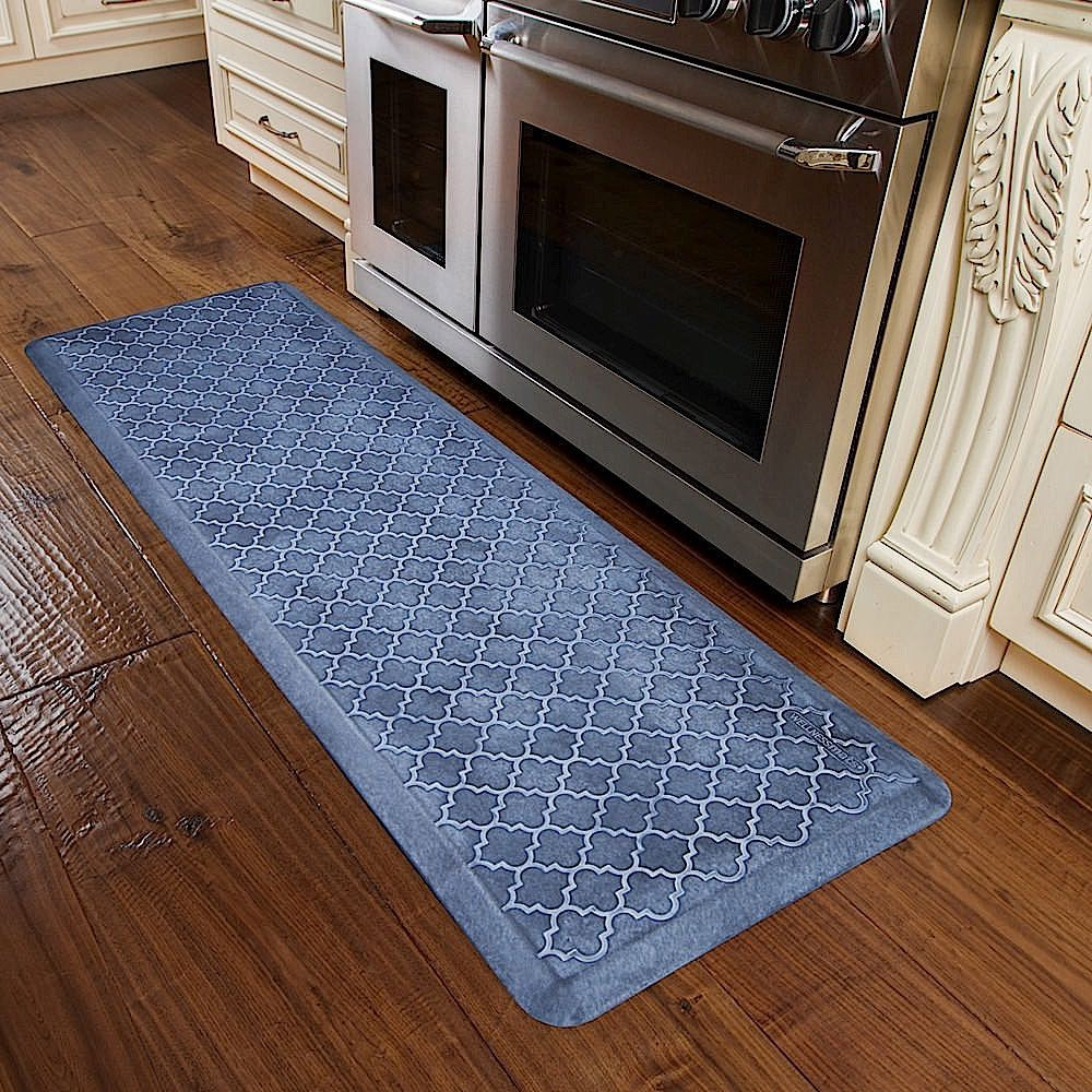 Wellnessmats 6x2 Estates Collection Coastal Series Sea