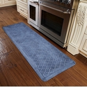 WellnessMats 6x2 Trellis Sea Mist