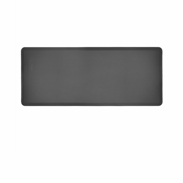 Wellnessmats 72 In Yoga Mat Grey
