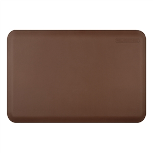 Wellnessmats Anti Fatigue Kitchen Floor Mat Brown 3x2