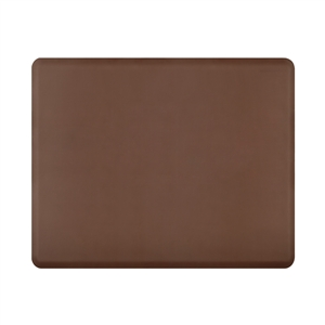 Wellnessmats Anti Fatigue Kitchen Floor Mat Brown 5x4