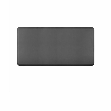 Wellnessmats Anti Fatigue Kitchen Floor Mat Grey 6x3