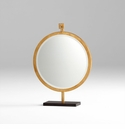 Westwood Mirror on Stand by Cyan Design