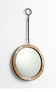 White Looking Glass Mirror by Cyan Design