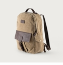 White Wing Waxed Canvas Field Backpack