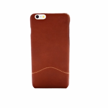 White Wing Leather I-Phone Cover 6 Plus