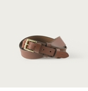 White Wing Leather Ranger Belt - Chestnut or Smoke Leather