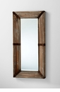 Williams Rustic Wall Mirror by Cyan Design