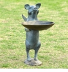 Winged Pig Birdfeeder by SPI Home