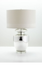 Winnie Polished Chrome Table Lamp by Cyan Design