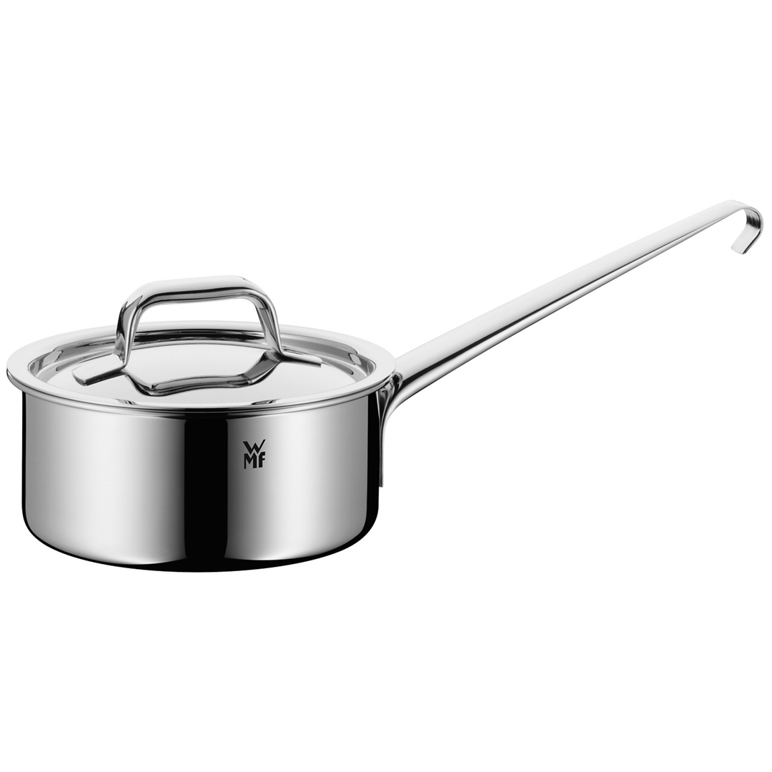 wmf chefs edition saucepan 6 3 with lid. Black Bedroom Furniture Sets. Home Design Ideas