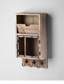 Wood Wall Organizer by Cyan Design