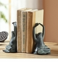 Yoga Frog Bookends by SPI Home